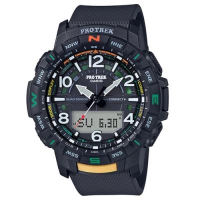 CASIO卡西歐 藍芽連結登山錶(PRT-B50-1D)