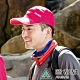 【ATUNAS 歐都納】Gore-Tex防水透氣玩家護頸帽附遮陽片A-A1907桃紅 product thumbnail 1