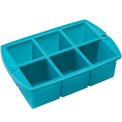 《FOXRUN》Tulz 6格方塊製冰盒(藍)