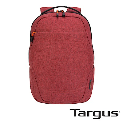Targus Groove X2 Compact 15吋電腦後背包-紅(TSB95202)