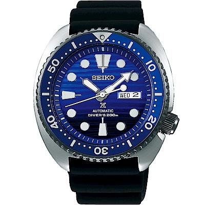 SEIKO精工 Prospex SCUBA愛海洋200米潛水機械錶(SRPC91J1)