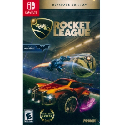 火箭聯盟:終極版 Rocket League Ultimate Edition - NS Switch 英日文美版
