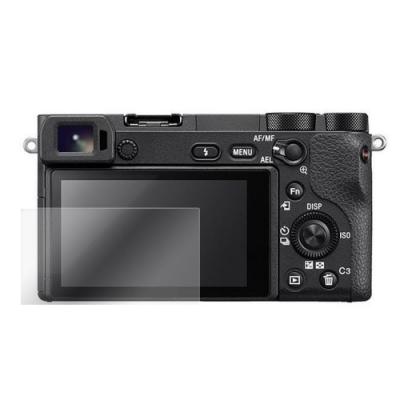 Kamera 9H 鋼化玻璃保護貼 for Sony A6100 / 相機保護貼 / 贈送高清保護貼