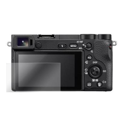 Kamera 9H 鋼化玻璃保護貼 for Sony A6400 / 相機保護貼 / 贈送高清保護貼