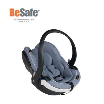 BeSafe 0-12個月 ISOfix 新生兒提籃 X1系列 最新I-Size標準(雲霧藍)