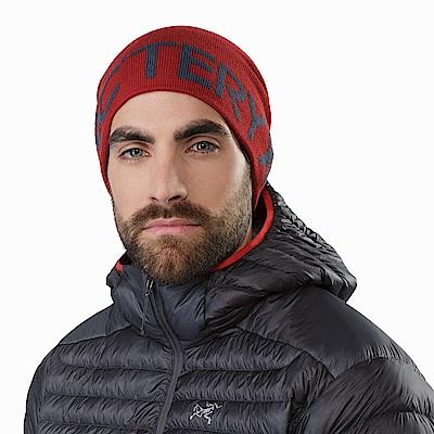 Arcteryx Word 保暖針織毛帽 珊瑚紅/緋紅