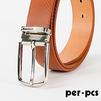 per-pcs 高質感雅痞風優質皮帶(F8281C)