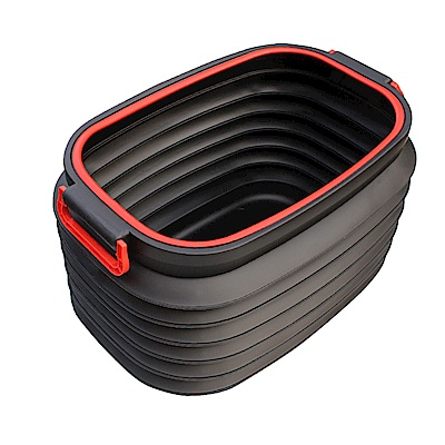 AI001 60L 折疊收納箱 雜物收納筒 摺疊整理箱 水桶 伸縮水桶 伸縮筒 垃圾桶