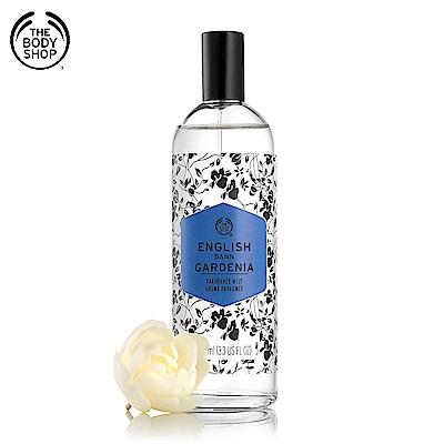 The Body Shop 英國山梔花爽身花露水-100ML