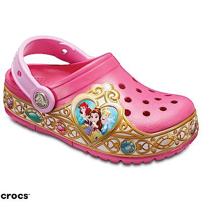 Crocs 卡駱馳 (童鞋) 迪士尼公主克駱格 205014-6JU