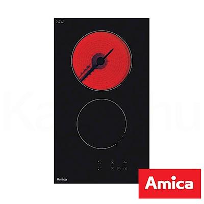 波蘭Amica PH-3200ZT 10段火力自動燉煮直立檯面式二口電陶爐(不含安裝)