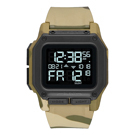 NIXON 時代科技多功能電子腕錶(A1180286)-迷彩/46mm