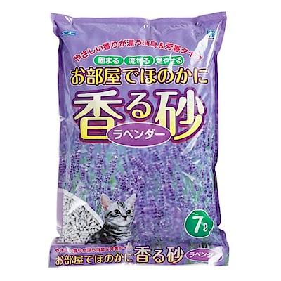 Bonbi 香水紙貓砂 7L 兩包組