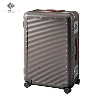 FPM MILANO BANK Steel Grey系列 27吋行李箱 航鈦灰