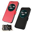 揚邑 ASUS ZenFone 3 Deluxe ZS570KL 金沙幾何休眠磁扣皮套