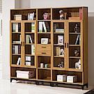 H&D 優植6.7尺組合書櫃