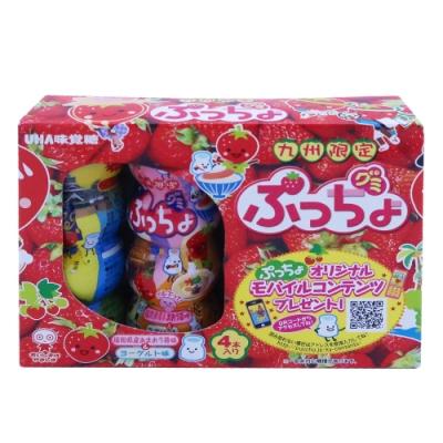 味覺糖 普超瓶裝禮盒-九州版(38g*4入)