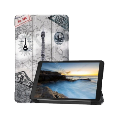 Samsung Galaxy Tab A 8.0 2019 LTE 文創彩繪皮套