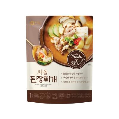韓味不二 韓國原裝OURHOME 牛五花大醬湯(300g)
