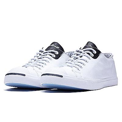 CONVERSE-男女休閒鞋160206C-白
