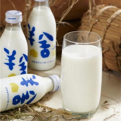 羊舍‧鮮羊乳(180ml/瓶,共12瓶)