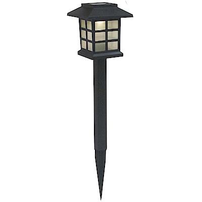 月陽日式太陽能自動光控LED庭園燈草坪燈插地燈(JP5025)