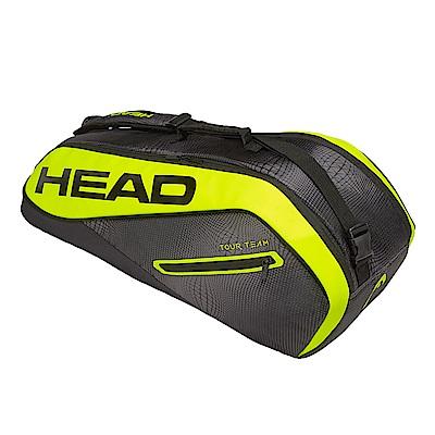 HEAD奧地利 Extreme系列 6支裝球拍袋 283419