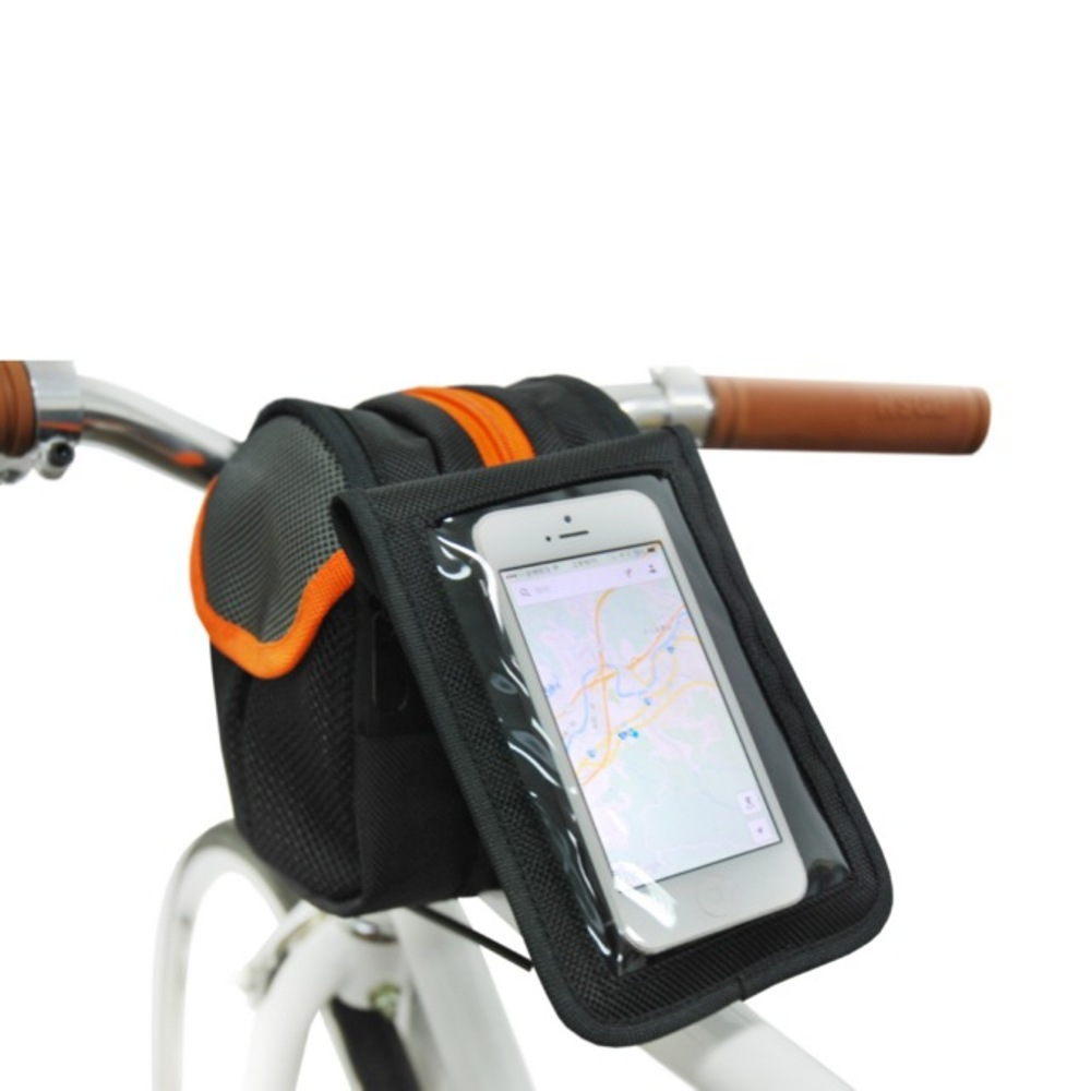 Walco MOVePAK 複合式兩用單車上管龍頭包 (手機版)