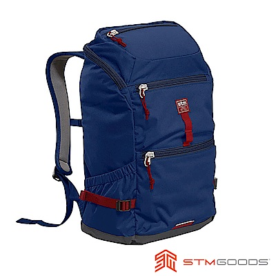 STM Drifter Backpack 15吋 輕旅者三層式筆電後背包 (深海藍)