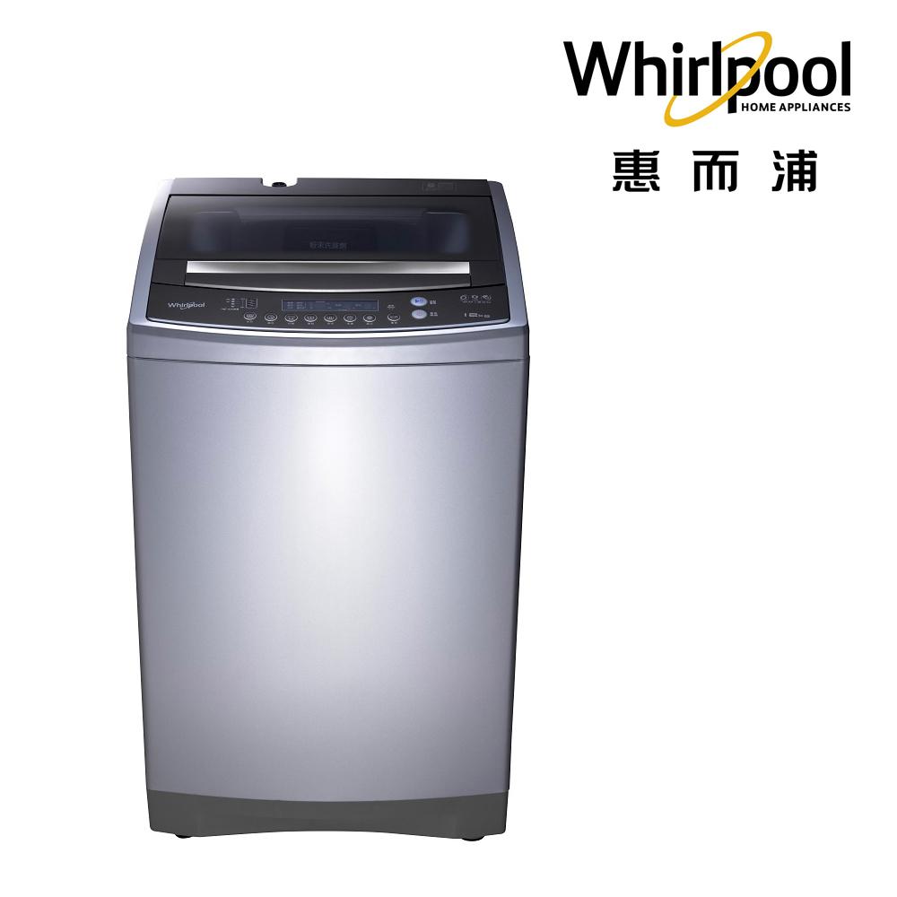 Whirlpool惠而浦 12KG 定頻直立式洗衣機 WM12GN 展碁代理