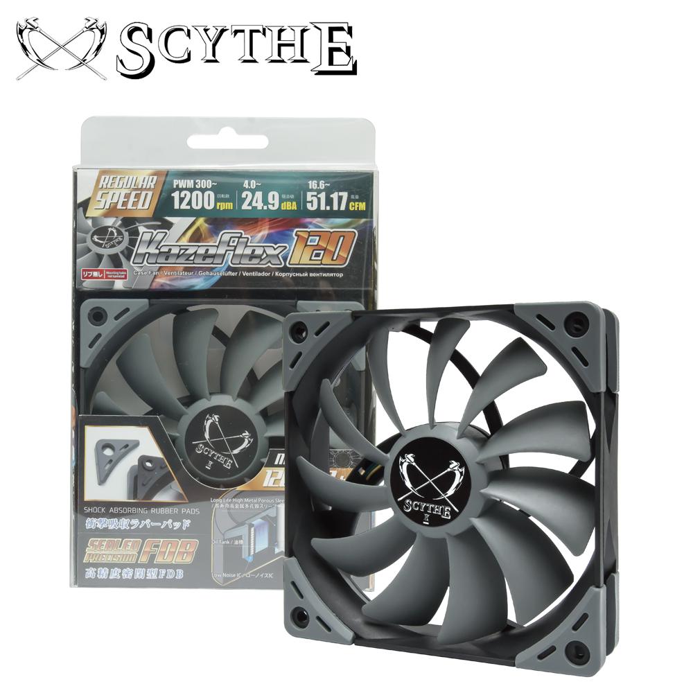 Scythe SU1225FD12M-RHP Kaze Flex 120 (1200PWM