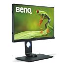 [無卡分期12期]BenQ SW271 27型 4K 廣色域專業攝影修圖螢幕