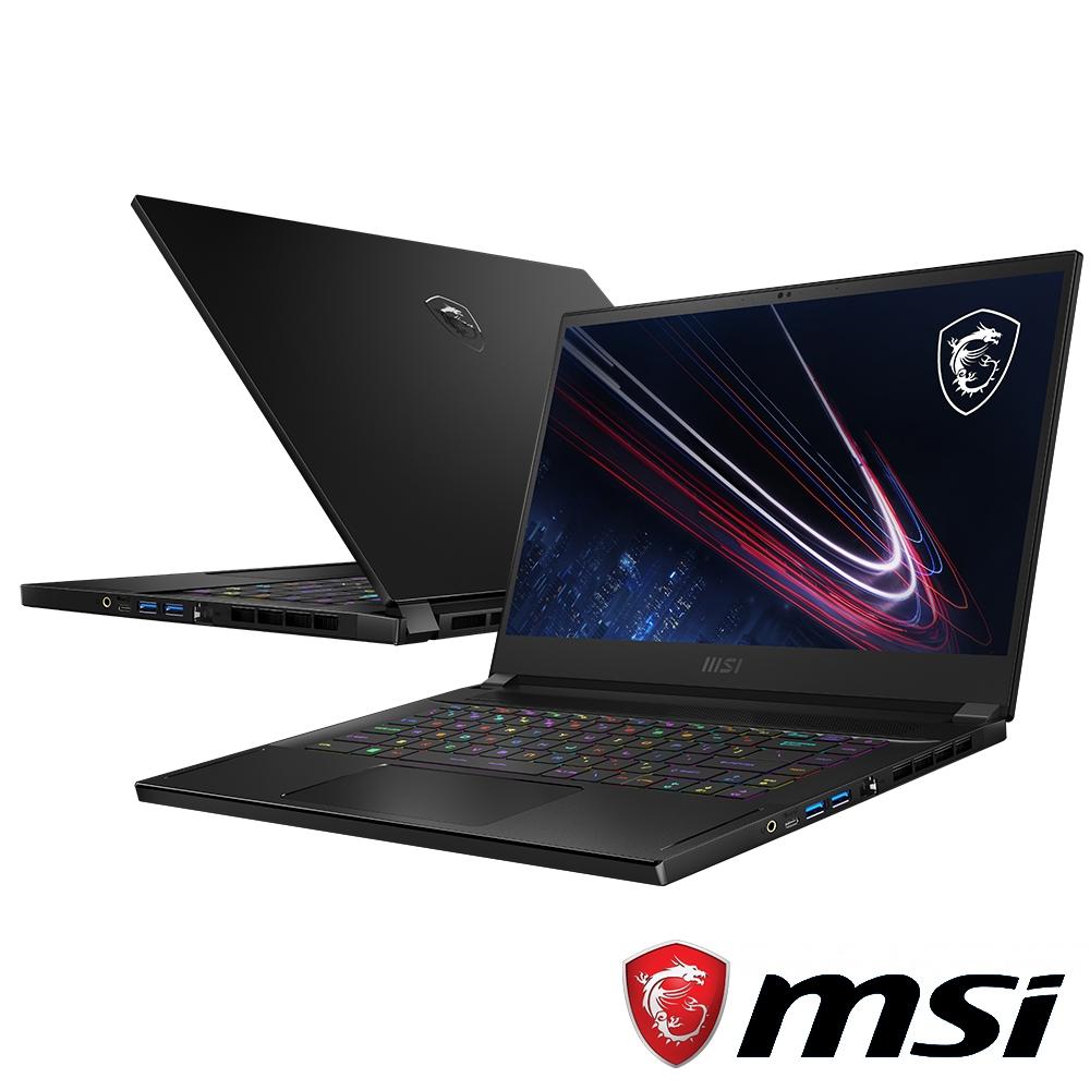 MSI微星 GS66 11UH-077TW 15吋電競筆電(i9-11900H/64G/2TB SSD/RTX3080-16G/Win10Pro)