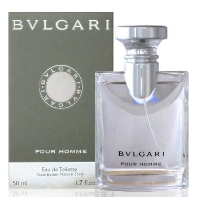 Bvlgari Pour Homme 大吉嶺淡香水 50ml (原廠公司貨)