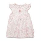 澳洲Purebaby有機棉嬰兒洋裝包屁衣-3~12月