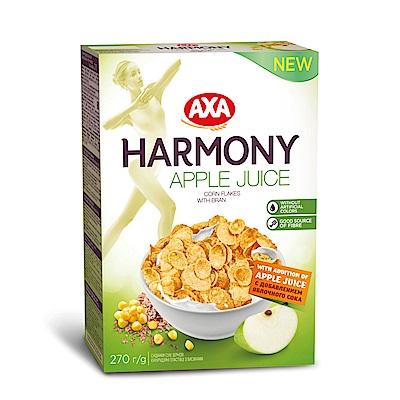 699免運 瑞典AXA 蘋果風味麥麩玉米纖穀片 270g