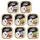 西莎Cesar 主廚風味餐盒系列 100g 24盒組