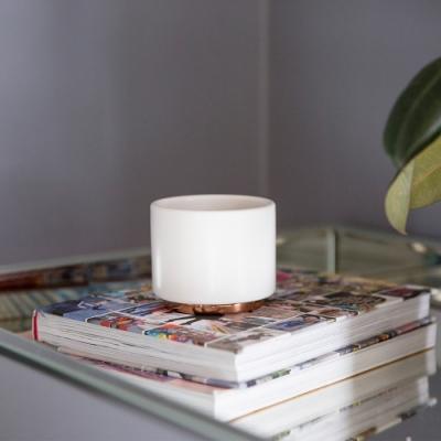FELLOW MONTY 雙層陶瓷咖啡杯– 6.5oz(卡布杯/拉花杯/濃縮咖啡杯/拿鐵杯/咖啡杯/陶瓷杯/手沖咖啡)