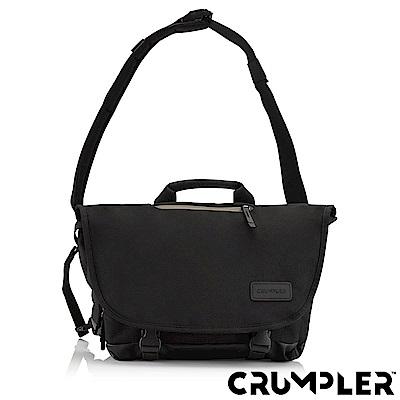 Crumpler 小野人 CHRONICLER 紀錄者側背包(M) 黑