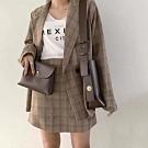 CHARMII CHIC 時尚洋氣簡約大容量單肩子母包