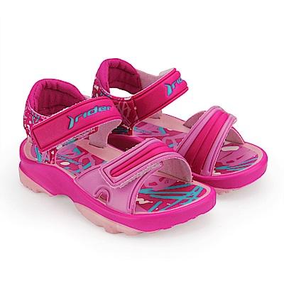 巴西品牌 巴西-幼童 TWIST VI 運動涼鞋 粉