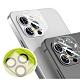 TOTOMO for:Apple iPhone12 Pro Max (6.7吋) 鏡頭保護貼(黑框升級版) product thumbnail 1