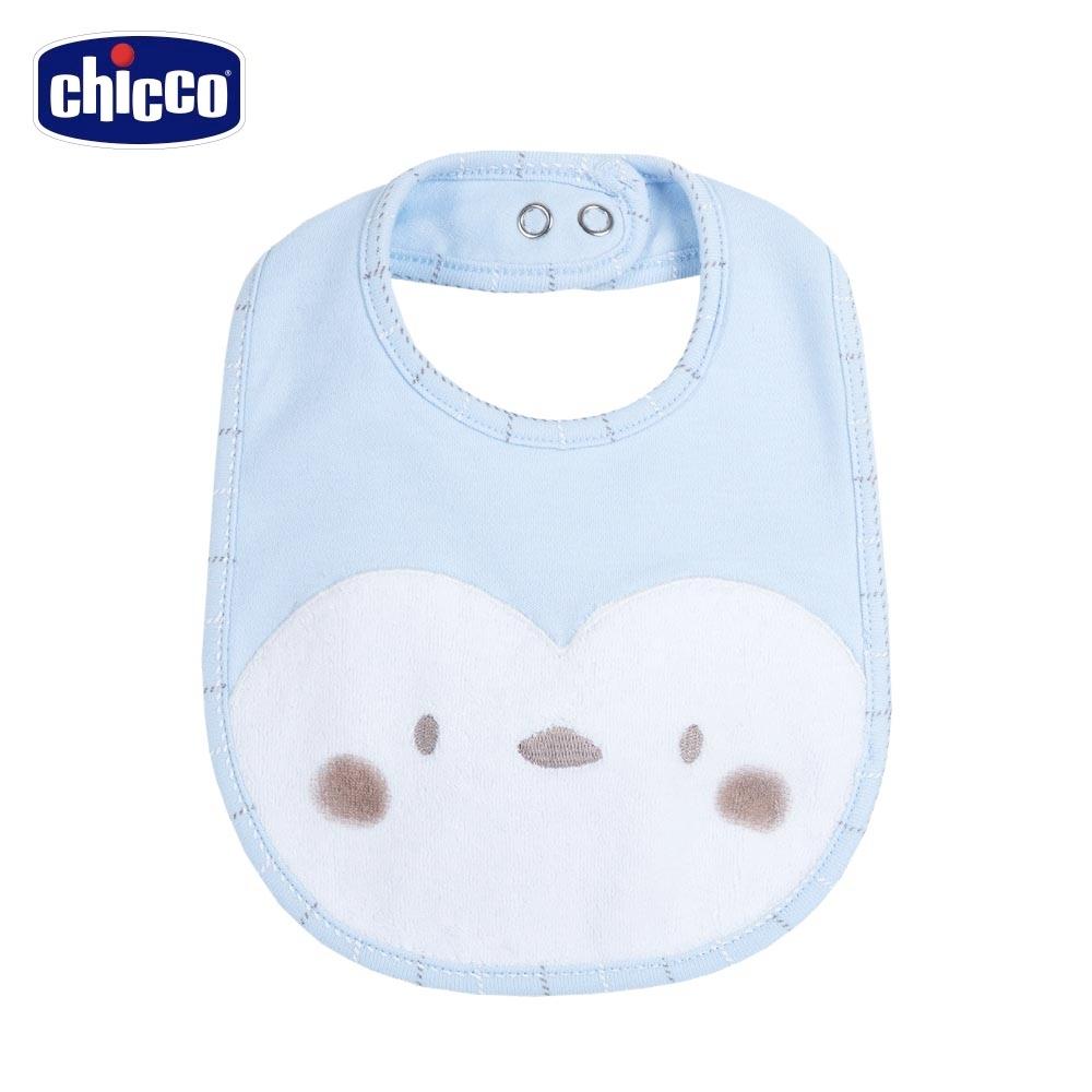 chicco- 快樂企鵝-造型圍兜