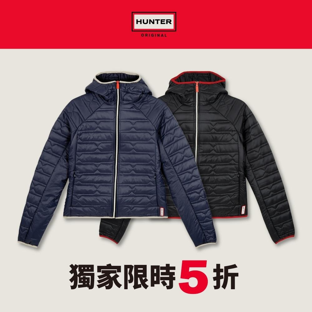 [時時樂限定] HUNTER - 女裝-輕量防風外套 - 二色