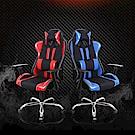 JUNDA 人體工學LS電競椅/賽車椅/電腦椅(二色任選)