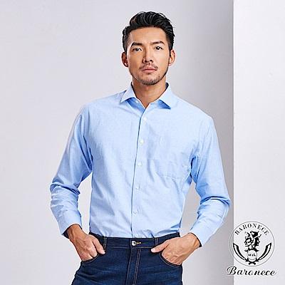 BARONECE 質感印花休閒襯衫(518461)