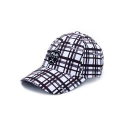 FILA 時尚LOGO帽-白 HTU-5200-WT