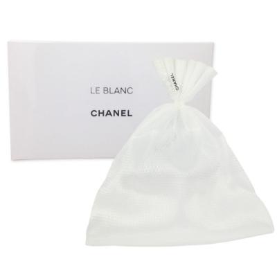 CHANEL香奈兒 珍珠光感TXC柔膚潔顏皂起泡網