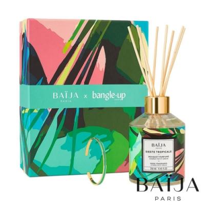 Baija X Bangle up 伊甸園 禁果香氛珠寶禮盒 伊甸綠