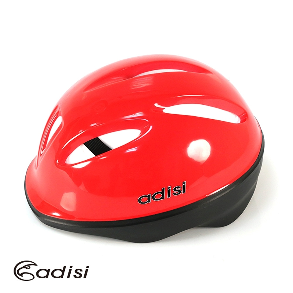 ADISI 兒童自行車帽 CS-2700 紅